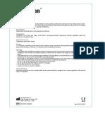 Gelsectan Leaflet