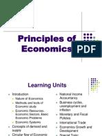 Lecture 1 Principles of Economics