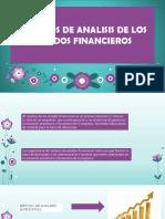 Metodos de Analisis de los estados financieros