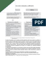A23 Diferencia Entre Evaluacion y Calificacion