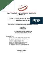 ACTIVIDAD Nª 05 calculo superior uladech