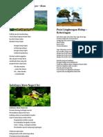 Puisi Bertema Lingkungan