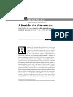 Fronteira A degradação do outro nos confins do humano .pdf