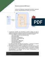 Manual de instalación SGRD Grupo 2