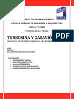 Turbosina y Gasavión.