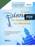 o Jeito Disney de Encantar Os Clientes - 1ª Edição