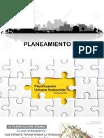Planificación Urbana Sostenible