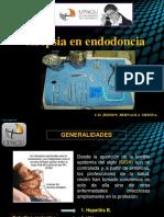 Asepsia en Endodoncia