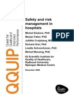 _ Safety and Risk Management in Hospitals_2009