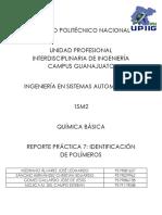 Reporte de Práctica 7