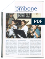 first lessons on trombone