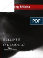 Bellini e o Demônio – Tony Bellotto