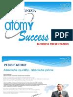 Marketing Plen Atomy