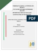 """ensayo """"el federalismo a lo mexicano"""""""