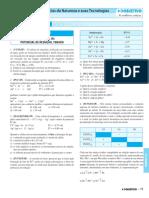 Tarefa C6 CursoDE Quimica Prof 20aulas