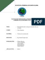 Informe Densidad de Campo