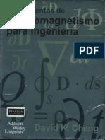 Fundamentos de Electromagnetismo para ingenieria - David K. heng.pdf