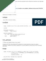 GitHub - Shenwei356_datakit_ CSV_TSV File Manipulation and More. Please Use My Another Tool_ Csvtk, Https___github.com_shenwei356_csvtk