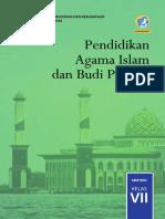 Kelas 07 SMP Pendidikan Agama Islam Dan Budi Pekerti Siswa 2017