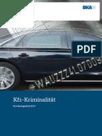 kfzKriminalitaetBundeslagebild2017
