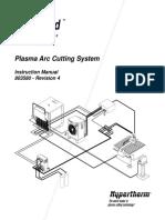 (YD2310531) Hypertherm Hyspeed HT4400 Manual