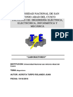 Informe de Laboratorio Maquinas Rolando