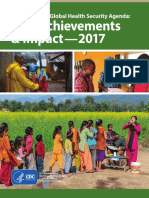Advancing the Global Health Security Agenda 2017 Report