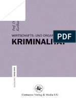 Wirtschafts Und Organisierte Kriminalitaet