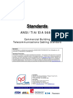Cabling Standard - ANSI-TIA-EIA 568 B - Commercial Building Telecommunications Cabling Standard.pdf