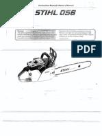 Sthil User Manual 056