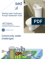 10_FULGHAM Technology for Water Re-Use SLIDES