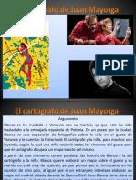 El Cartógrafo, De Juan Mayorga