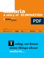 ISGlobal Malaria a Story of Elimination
