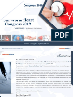 Euro Heart Congress 2019_brochure