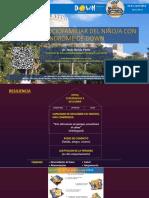 Contexto Sociofamiliar Del Niño-A Con s.d