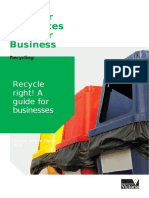 Waste and Recycling Guide for Business Word Nov 2014