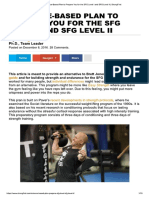 A Science-Based Plan to Prepare You for...Level I and SFG Level II _ StrongFirst