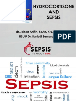 Hydrocortisone  and Sepsis in ICU.pptx