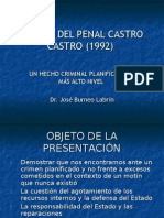 EL CASO DEL PENAL CASTRO CASTRO
