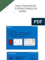 Detallado y Revision de Planos Estructurales de Acero