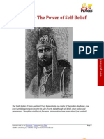 Sher Shah - The Power of Self-Belief