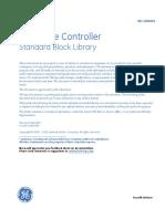 Mark VIe Controller Standard Block Library