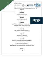 BELTRÁN ÁLVAREZ LESLIE MARISOL & MONTAÑO ISIDRO OSWALDO-U3 REPORTE DE  ENSAMBLES.docx