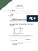 PERCOBAAN VIII (Senyawa bio-organik Lemak & Protein).doc