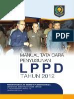 Buku Panduan Manual Tata Cara Lppd 2012