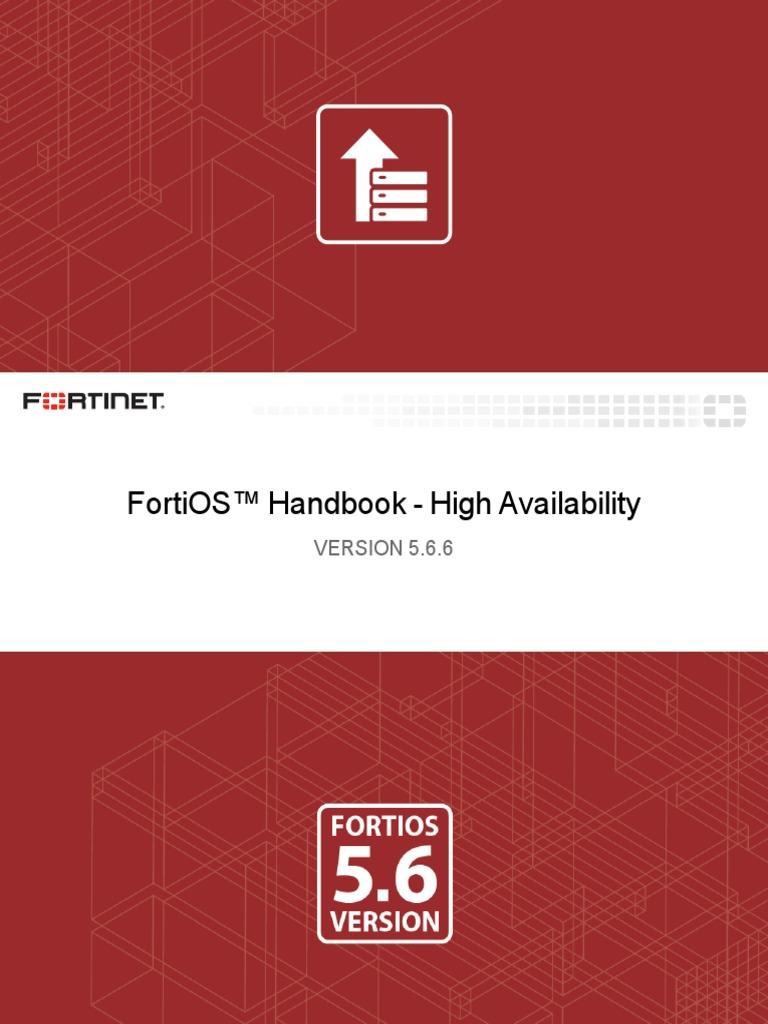 Fortigate Ha 56 | Internet Protocol Suite | Virtual Private Network