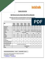 Instacradle Technical Specification v2