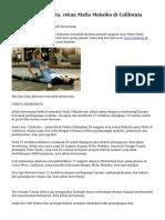 Fbi biaya 57 anggota, rekan Mafia Meksiko di California