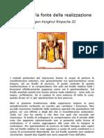 Gli Yidam - Jamgon Kongtrul Rinpoche III