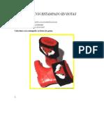 Calcetines Con Estampado en Botas de Goma